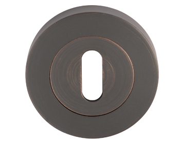 Excel 'Standard Profile' Escutcheon, Oil Rubbed Bronze - 3581ORB