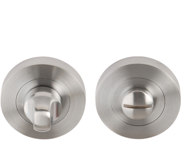 Excel Turn & Release, Satin Chrome - 3642