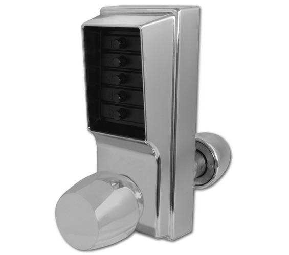 KABA Simplex 1000 Series 1031 Knob Operated Digital Lock With