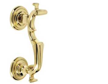'Croft Architectural' London Door Knocker, Various Finishes Available* - 4140