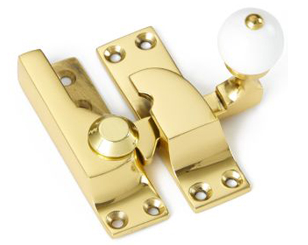 'Croft Architectural' Large Straight Arm Sash Fastener, 74mm, Various Finishes Available* - 4150