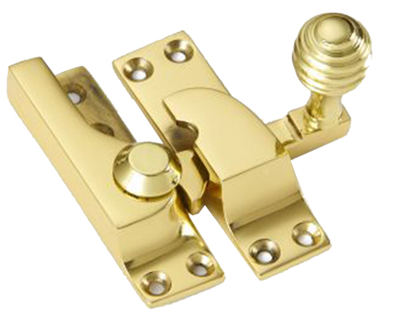 'Croft Architectural' Large Straight Arm Sash Fastener, 74mm, Various Finishes Available* - 4150R