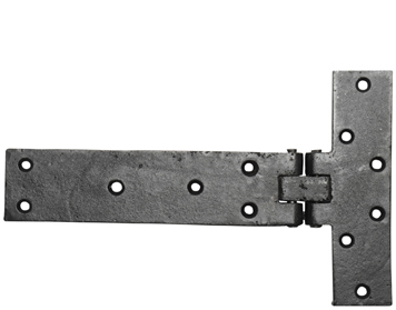 Kirkpatrick Smooth Black Malleable Iron Trap Door Hinge (330mm Or 381mm)    AB4509