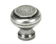 From The Anvil Regency Cupboard Knob (30mm or 40mm), Pewter - 45149