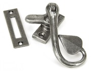 From The Anvil Shropshire Window Fastener, Pewter - 45250