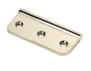From The Anvil Dummy Butt Hinge (3 Inch), Polished Nickel - 45440 (sold in singles)