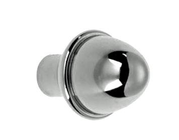 'Croft Architectural' Acorn Cupboard Door Knob, 25mm, *Various Finishes Available - 5106
