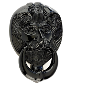 Mila 'ProLinea' Lion Head Door Knocker (4