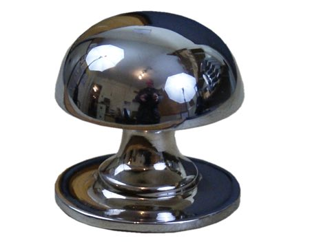 Cottingham 'Domed' Cupboard Knob (32mm), Polished Chrome - 70.086M.CPB.32