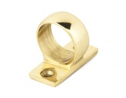 From The Anvil Sash Eye Lift (44mm x 20mm), Polished Brass - 83609
