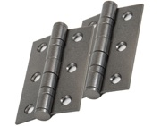 From The Anvil 3 Inch Ball Bearing Hinges, Pewter - 90026 (sold in pairs)