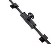 From The Anvil Locking Cremone Bolt, Black - 91790