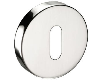'Standard Profile' Escutcheons, Polished Or Satin Stainless Steel - A8310