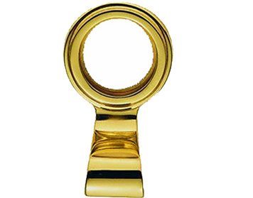Carlisle Brass Architectural Cylinder Pull - Stainless Brass (PVD) - AQ40PVD