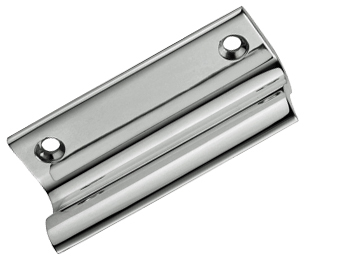 Sash Window Lifts (64mm), Polished Chrome, Satin Chrome Or Polished Brass - AQ50