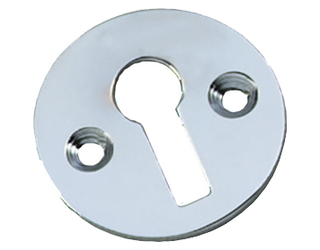Prima Standard Profile Open Escutcheon, Polished Chrome - BC104