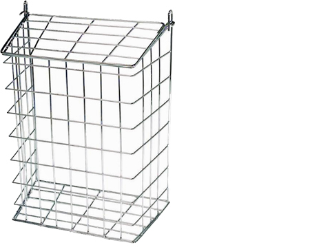LETTER CAGES VARIOUS SIZES, POLISHED CHROME - BC/PB172/362