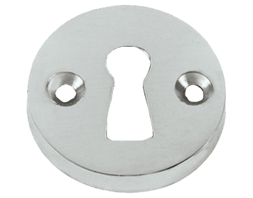 Prima 'Heavy' Standard Escutcheon, Polished Chrome - BC464