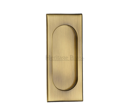 Flush Pull Handles from Door Handle Company