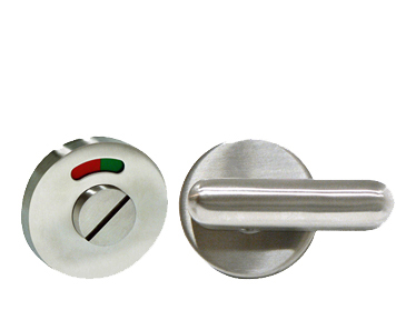 'Heavy Duty Disabled' Turn & Release, Satin Stainless Steel - CHER1/CHTD1
