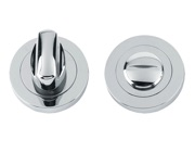 Zoo Hardware DA-T Turn And Release, Polished Chrome - DAT004CP