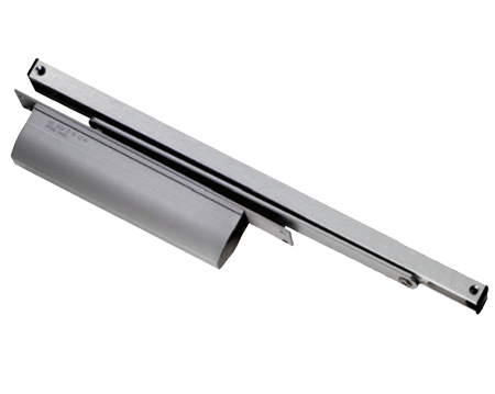 Eurospec Enduromax DDA Compliant Concealed Slim Door Closer, Fixed Power Size 3, Various Finishes - DCC2003CF