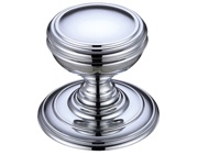 Zoo Hardware Fulton & Bray Concealed Fix Mortice Door Knobs, Polished Chrome - FB305CP (sold in pairs)
