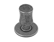 Finesse Tokyo Cabinet Knob (30mm OR 40mm Diameter), Pewter - FD568
