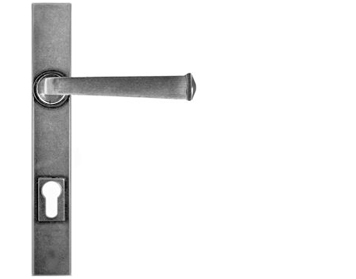 Finesse 'Allendale' Multipoint Door Handles, Pewter - FDMP 02 (Sold In Pairs)