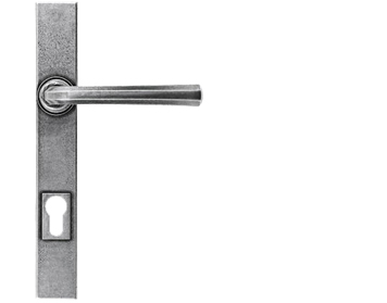 Finesse 'Jesmond' Multipoint Door Handles, Pewter - FDMP24 (Sold In Pairs)