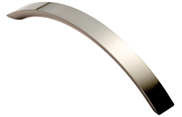 HAFELE 106.45.202 D Handle 128mm Polished Chrome