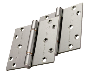 Eurospec Enduromax 4 Inch Grade 13 (89mm) Triple Knuckle Hinge (Various Finishes) - H3N1102/13 (sold in pairs)