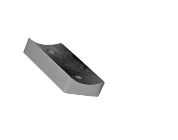 Eurospec Handrail Bracket Saddle - Polished Or Satin Stainless Steel - HBS1038