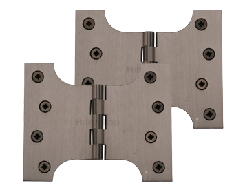 Heritage Brass 5 Inch Parliament Hinges, Matt Bronze - HG99-390-MB (sold in pairs)