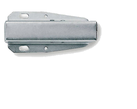 Magnetic 'Touch' Latch (75mm), Zinc Plated - J234ZP