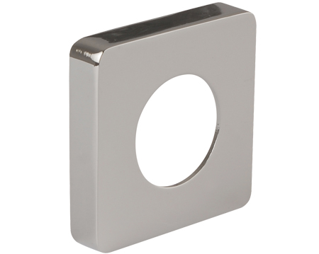 Excel Jigtech 'Square Rose Set' Polished Chrome - JTA5300