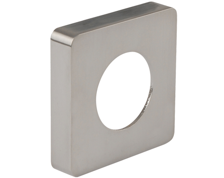 Excel Jigtech 'Square Rose Set' Satin Chrome - JTA5301