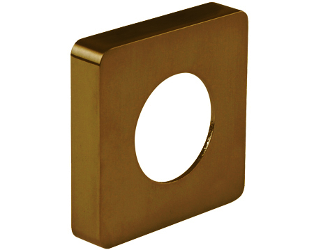 Excel Jigtech 'Square Rose Set' Antique Brass - JTA5305