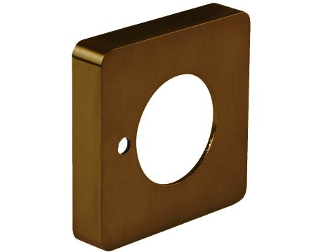 Excel Jigtech 'Square Privacy Rose Set' Antique Brass - JTA5405