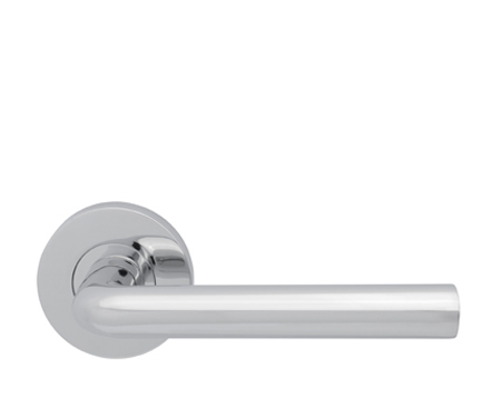 Excel Jigtech 'Riva' Polished Chrome Door Handles - JTC2025 (sold in pairs)