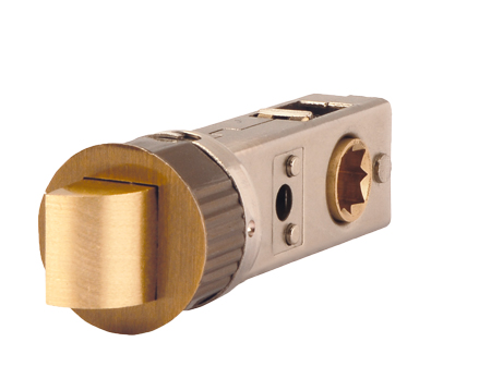Excel Jigtech 3 Inch Smartlatch (Bolt Through), Antique Brass Finish - JTL4520