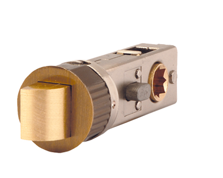 Excel Jigtech 3 Inch Privacy Smartlatch (Bolt Through), Antique Brass Finish - JTL4522