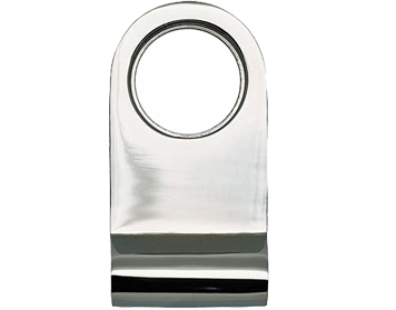 'Cylinder Pulls' - Polished Chrome, Satin Chrome Or Polished Brass - JV40