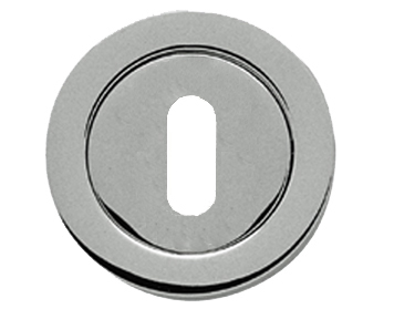 Frelan Hardware 'Standard Profile' Escutcheons, (Various Finishes) - JV503