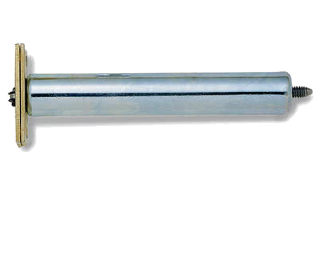 Concealed Door Closers, Nickel Plate (Silver) Or Polished Brass - JW900