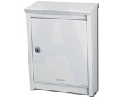 Brabantia B110 Post Box (410mm x 310mm x 150mm), White - L24412