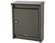 Brabantia B110 Post Box (410mm x 310mm x 150mm), Anthracite - L24413
