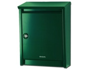 Brabantia B110 Post Box (410mm x 310mm x 150mm), Green - L24414