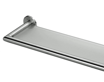 Beau Stainless Steel Bathroom Shelf | My Web Value