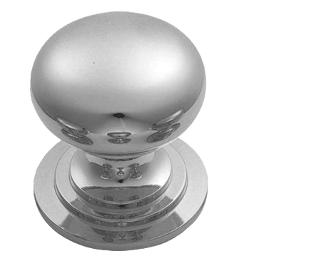 Victorian Cupboard Knobs (25mm, 32mm, 38mm, 42mm Or 50mm), Polished